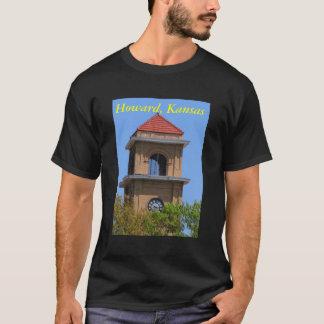 Camiseta: Howard, Kansas Playera