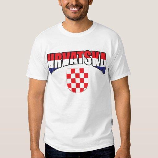 Camiseta - Hrvatska Polera