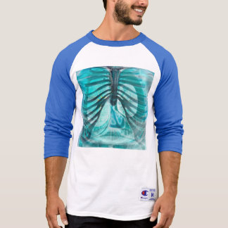 Camiseta humana del innards