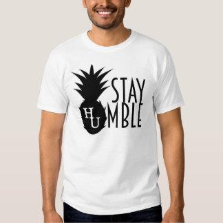 Camiseta humilde de la estancia playera