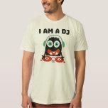 """Camiseta """"I am a dj"""" Poleras"""