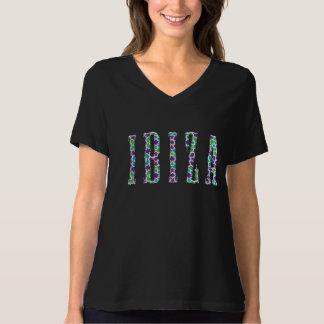 Camiseta IBIZA. Mosaico de arabescos de Marruecos