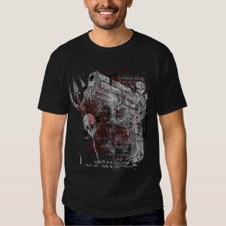 Camiseta ida bebé del arma playeras