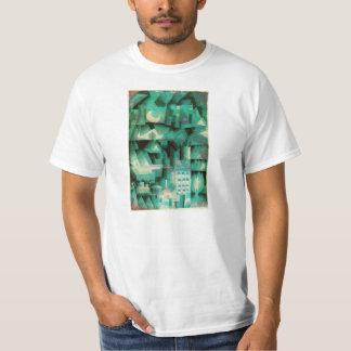 Camiseta ideal de la ciudad de Paul Klee Polera