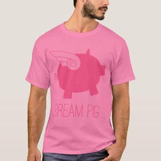 Camiseta ideal del cerdo