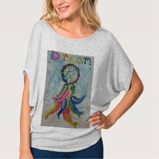 Camiseta ideal del escote redondo del colector