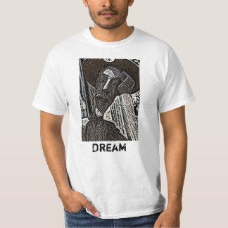 Camiseta ideal del valor