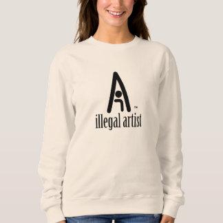 Camiseta ilegal del artista