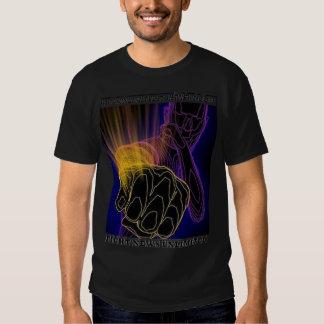 Camiseta ilimitada de las noticias de la lucha de remera
