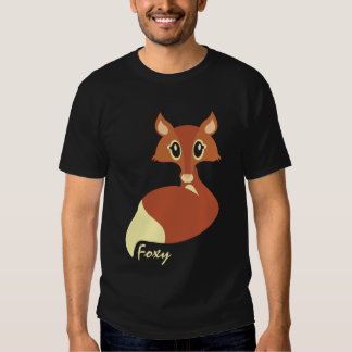 Camiseta ilustrada astuta camisas