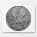 Camiseta imperial de Alemania Eagle Tapetes De Ratón