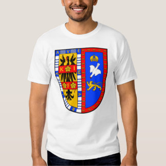 Camiseta imperial del Conquistador Playera