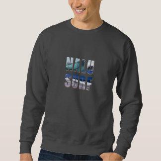 "Camiseta impresa onda hawaiana de la ""Nalu-Resaca"""