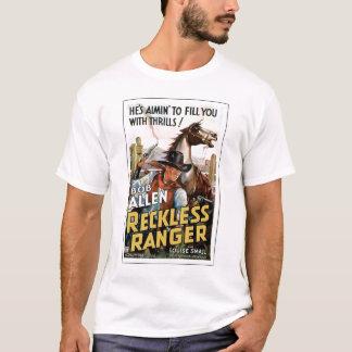 Camiseta imprudente 1937 del cartel de película