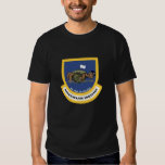 Camiseta indefensa de la tortuga playeras