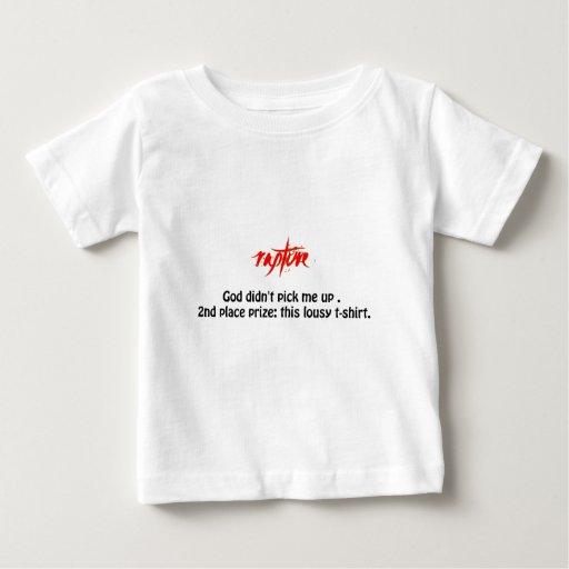 """Camiseta infantil (blanca): """". .2o premio del"""