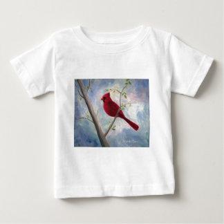 camiseta infantil cardinal poleras