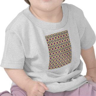 Camiseta infantil con diseño del diamante de la di
