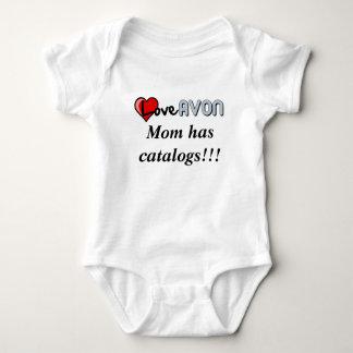 Camiseta infantil de AVON