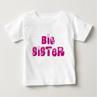 Camiseta infantil de la hermana grande
