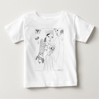 Camiseta infantil de Madonna Playera
