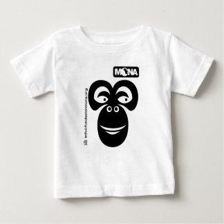 Camiseta infantil de Mona