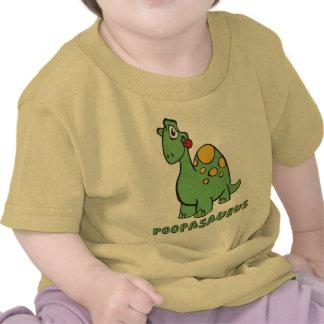 Camiseta infantil de Poopasaurus