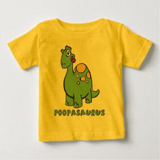 Camiseta infantil de Poopasaurus Polera