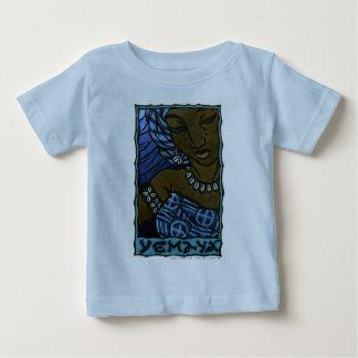 Camiseta infantil de Yemaya Playera