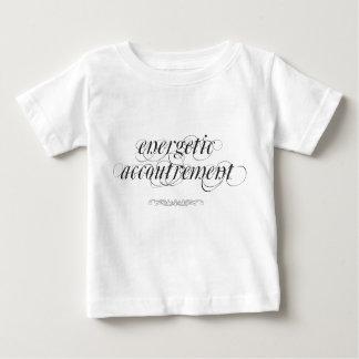 "Camiseta infantil del ""avío enérgico"" poleras"