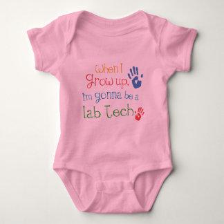 Camiseta infantil del bebé de la tecnología del mameluco de bebé