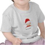 """""""Camiseta infantil del bebé de Santa"""""""
