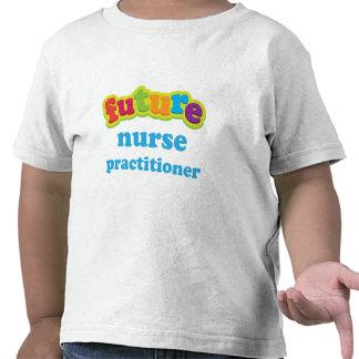 Camiseta infantil del bebé del médico de la enferm