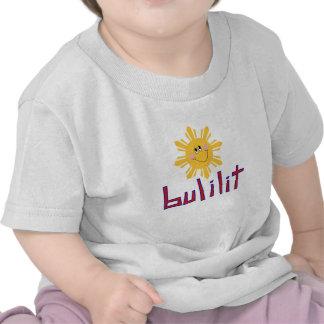 camiseta infantil del bulilit