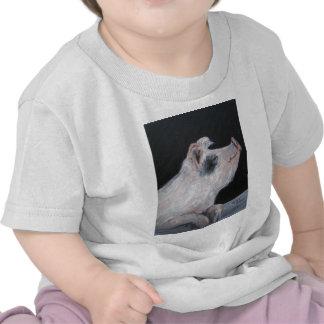 """""""Camiseta infantil del cerdo de la petunia"""""""