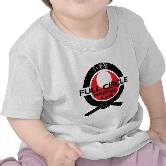 Camiseta infantil del logotipo