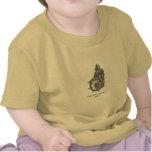Camiseta infantil del vintage de Gorton