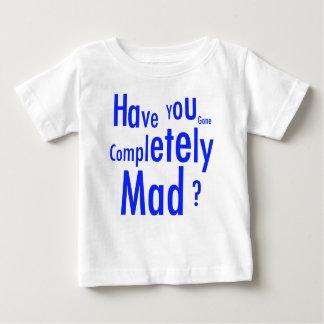 Camiseta infantil enojada de Comletely Playera Para Bebé