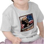 Camiseta infantil revolucionaria de George