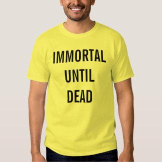 camiseta inmortal camisas