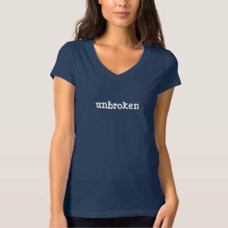 Camiseta inspirada intacta del traje playeras