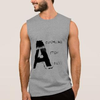 Camiseta inspirada y de motivación