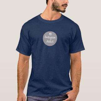 Camiseta Instagram Addict