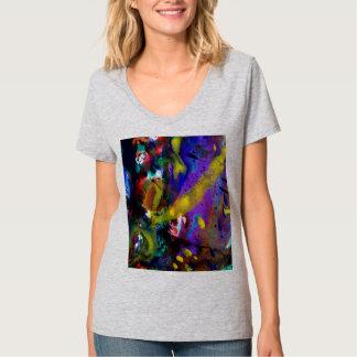 Camiseta interna del consuelo playeras