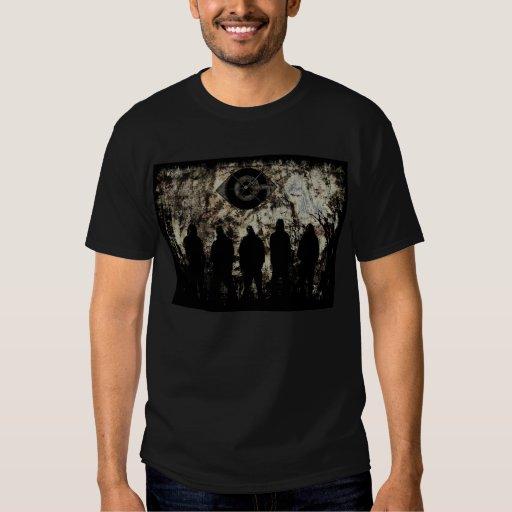 Camiseta interna del moho del conflicto poleras