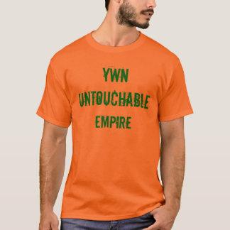 Camiseta intocable del imperio de Ywn