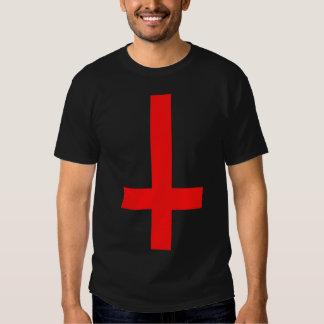 Camiseta invertida de la Cruz Roja Poleras