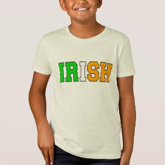 Camiseta irlandesa