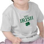 Camiseta irlandesa de encargo orgullosa de la