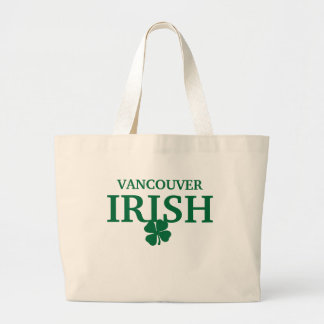 Camiseta irlandesa de encargo orgullosa de la ciud bolsa de mano
